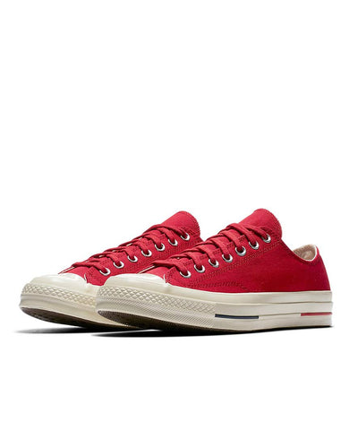 Chuck 70 Heritage Court Low Top  Gym Red