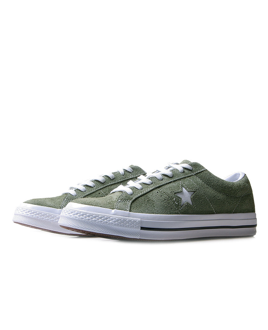 One Star Vintage Suede Low Top  Field Surplus