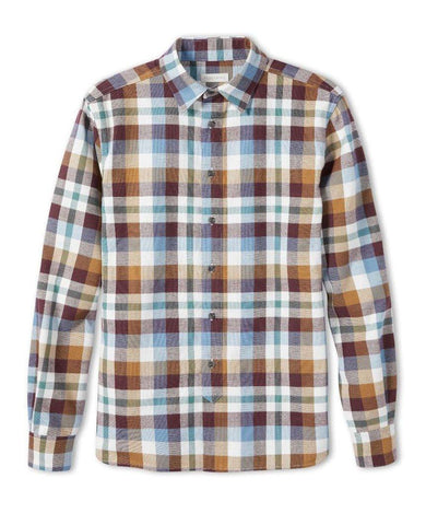 Drill Shirt Multi Check