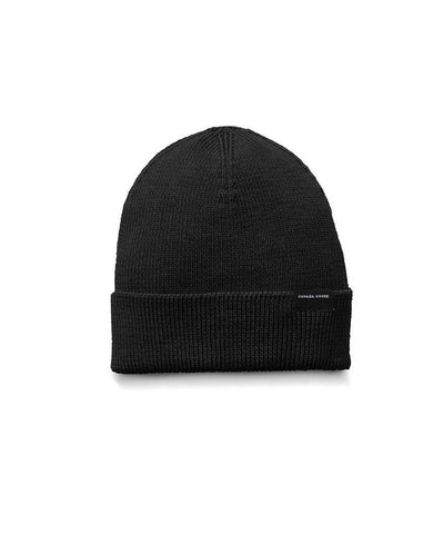 Fitted Beanie Black