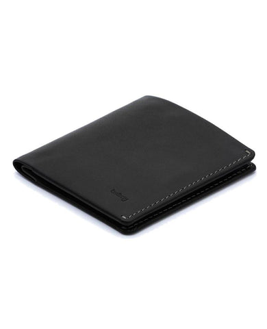 Note Sleeve Wallet RFID Black