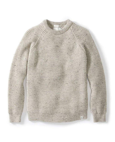 Ford Crew Sweater Oatmeal