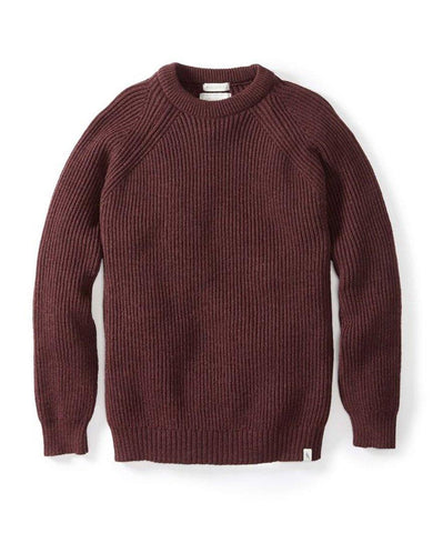 Ford Crew Sweater Shiraz