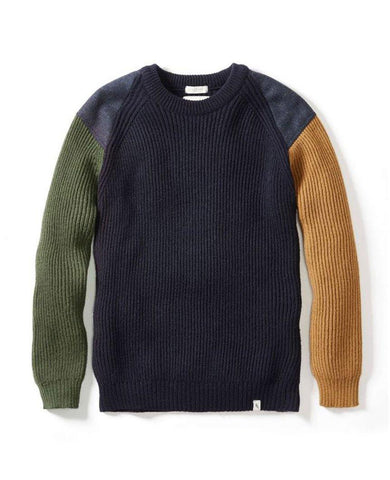 Funky Jumper Thomas Navy