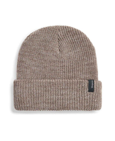 Heist Beanie Heather Bison