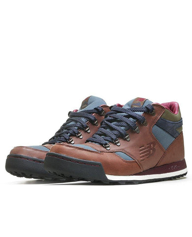 710 Brown Sneakerboot Brown