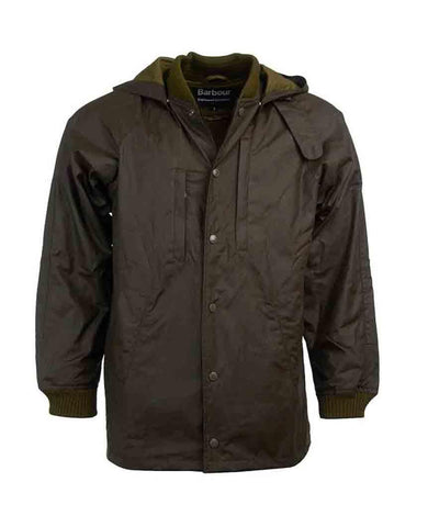 Barbour x Engineered Garments Ground Wax Olive