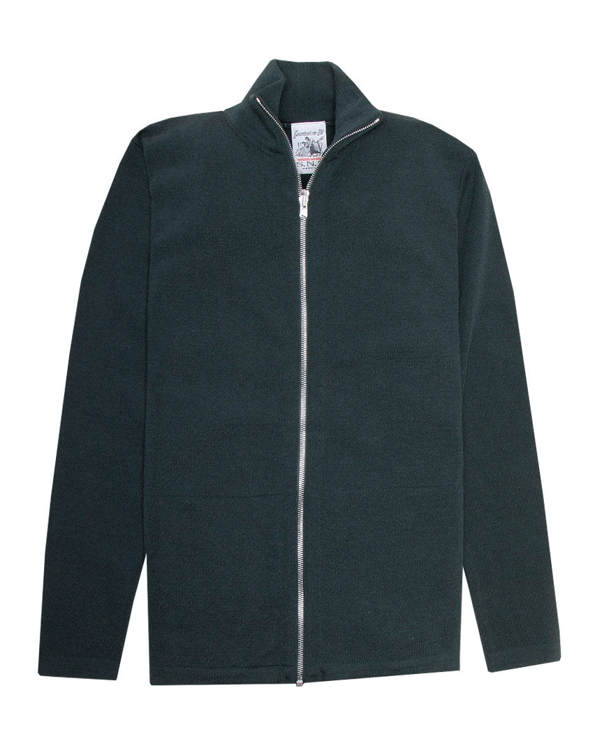 Naval Jacket Green Scale