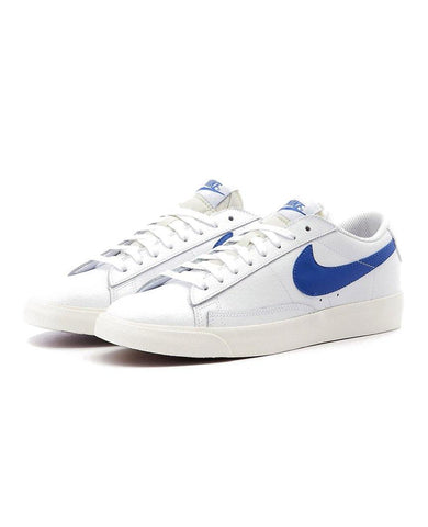 Blazer Low Leather White/Sail/Astronomy Blue