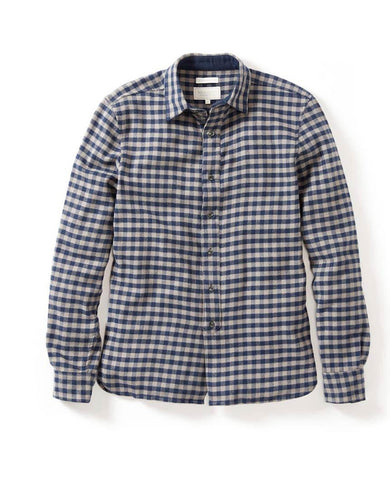 Preston Shirt Light Grey