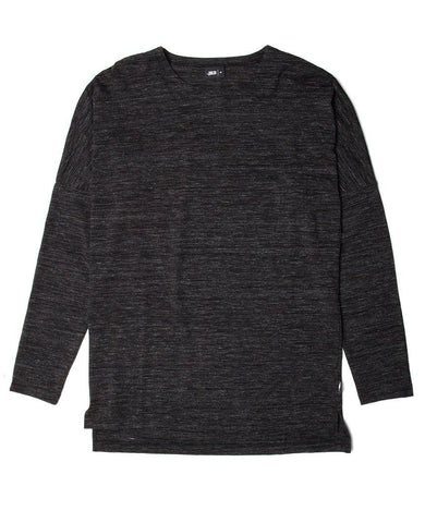 Rellen Long Sleeve Tee Black