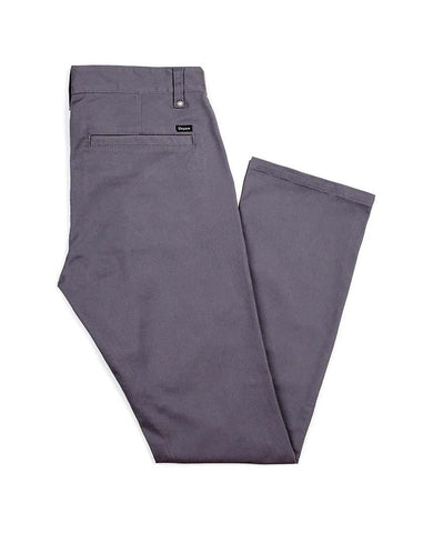 Reserve Chino Pant Charcoal