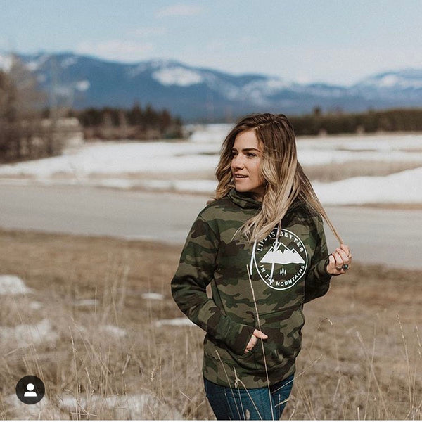 Camo Life is Better in the Mountains