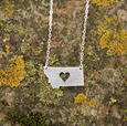 Big Sky Love Necklace