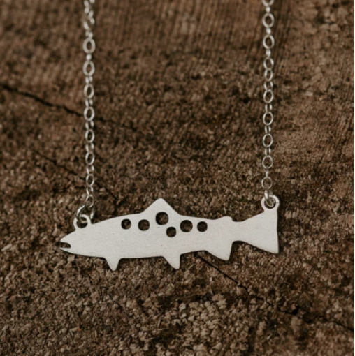 Trout Necklace