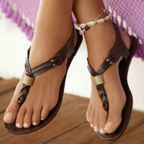 Casual Outdoor Gladiator Sandals
