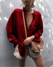 Load image into Gallery viewer, Autumn And Winter   Fashionable Long-Sleeved Shirts