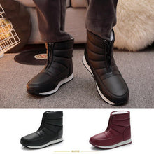 Load image into Gallery viewer, Plus Velvet Winter Warm Snow Ankle Boots