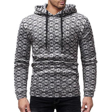 Load image into Gallery viewer, Casual Fashion Slim Long Sleeve Men Sport Hoodie