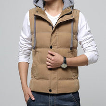 Load image into Gallery viewer, Waistcoat Solid Slim Fit Casual Vest