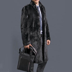 Winter Warm Thick Fashion Coat