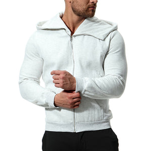 Casual Fashion New Style Long Sleeves Plain Hoodie