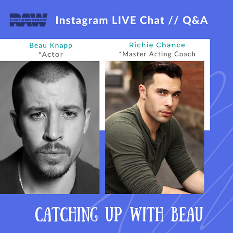 Catching up with beau knapp