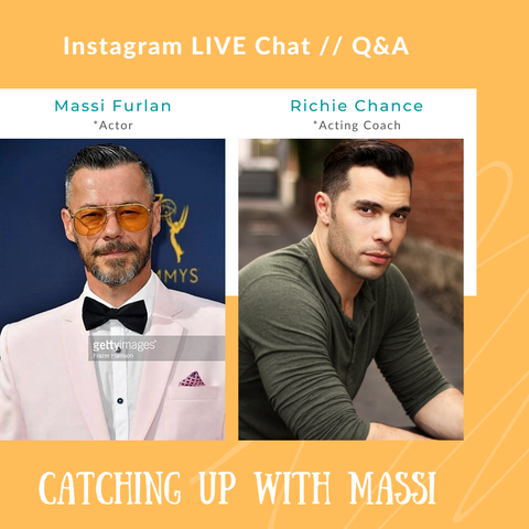 q&a with Massi Furlan actor