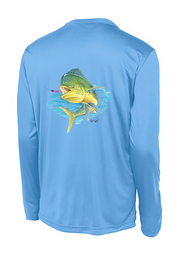 Mahi Long Sleeve Tech Tee