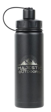 Majestic Outdoors Stainless Steel Bottle