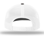 Majestic Outdoors Charcoal & White Hat