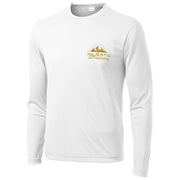 White Tail Deer Long Sleeve Tech Tee