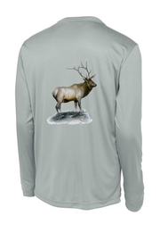 Elk Long Sleeve Tech Tee