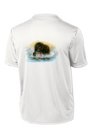 Grizzly Bear Short Sleeve Tech Tee