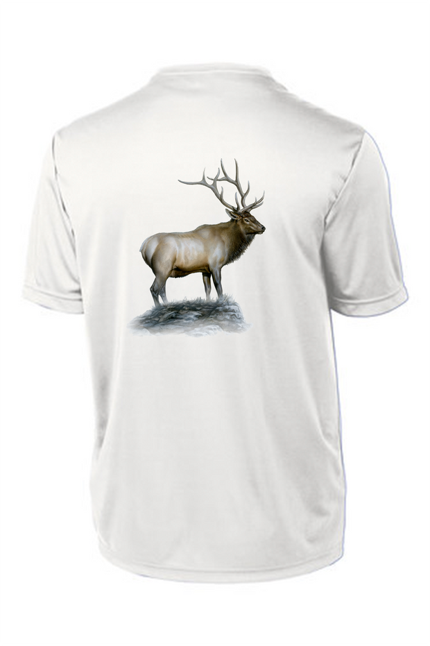 Elk Short Sleeve Tech Tee