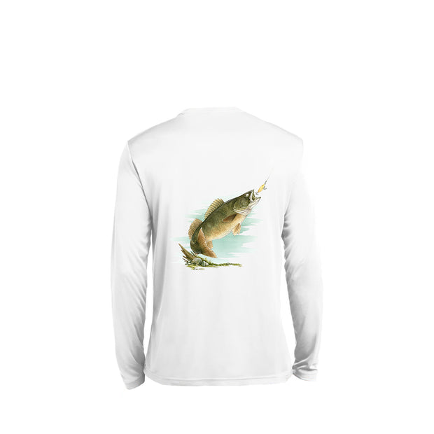 Walleye Tech Tee