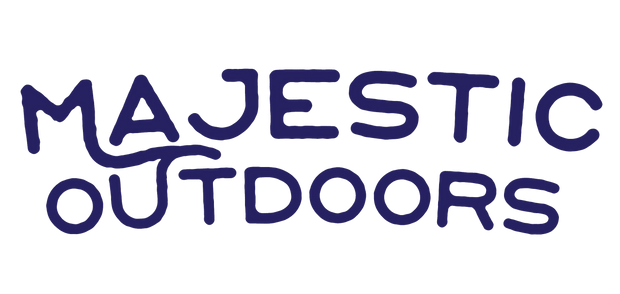 Majestic Outdoors Waterproof Decal