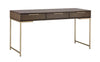 Neville Desk in Umber