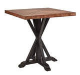 Copper Top Pub Table