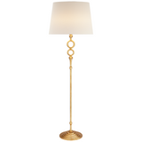 Double Ring Floor Lamp