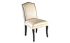 Camel Back Dining Chair