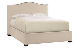 Camelback Queen Size Bed