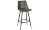 Vegan Leather Stool - Counter Height