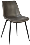 Vegan Leather Side Chair