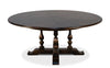Expandable Dining Table Ebony