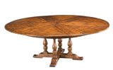 Expandable Dining Table Walnut