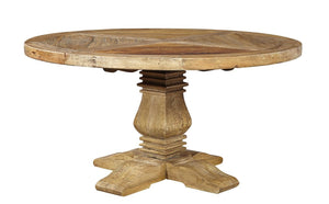 River House Round Dining Table