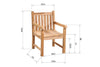 Highlands Outdoor Armchair
