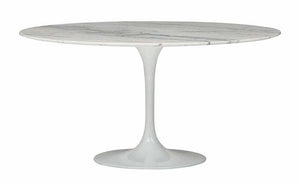 Ari Dining Table - Marble Top 48""