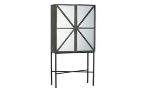 X Cross Bar Cabinet